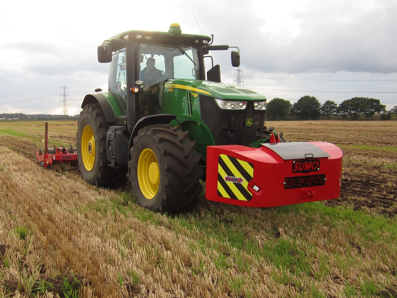 Tractor Front End Weights : Front weights compass tractors ltd