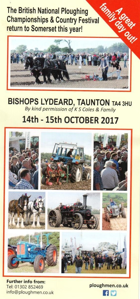 British National Ploughing Match