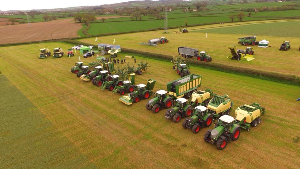 Compass Tractors Demo Day 2018